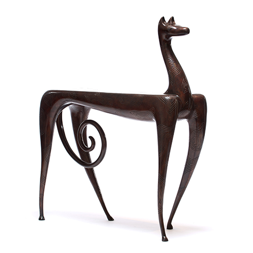 Horse Side Table, 2007