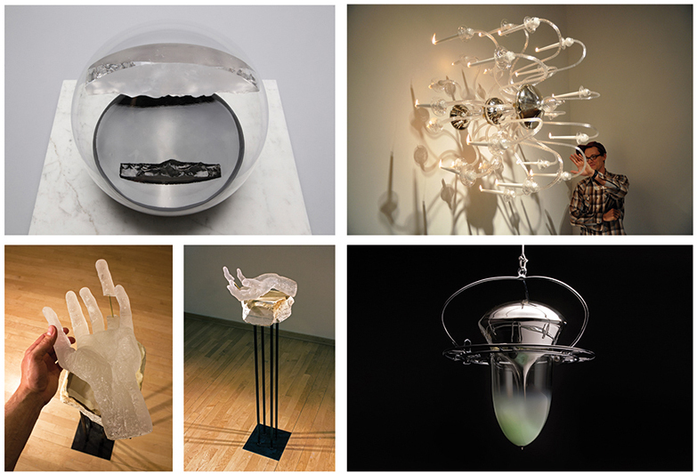 FLUX new - Flux: Four Artists Redefining Glass - Wexler Gallery