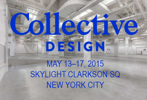 COLLECTIVE3 - Collective Design Fair 2015 - Wexler Gallery