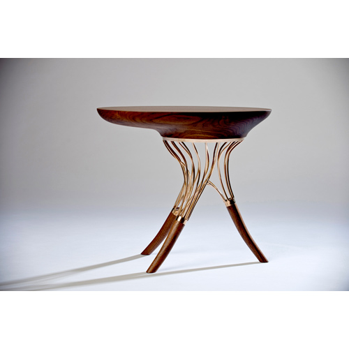 Alex Roskin, contemporary wood artist and furniture designer represented by Wexler Gallery in Philadelphia, PA.
