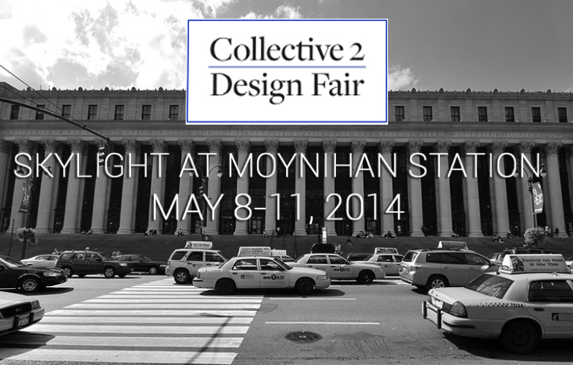 May CollectiveDesignFair2 - Collective Design Fair 2014 - Wexler Gallery