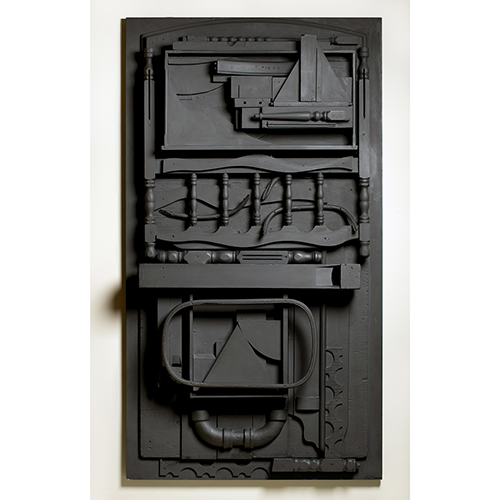 Nevelson Untitled MED - Louise Nevelson - Wexler Gallery
