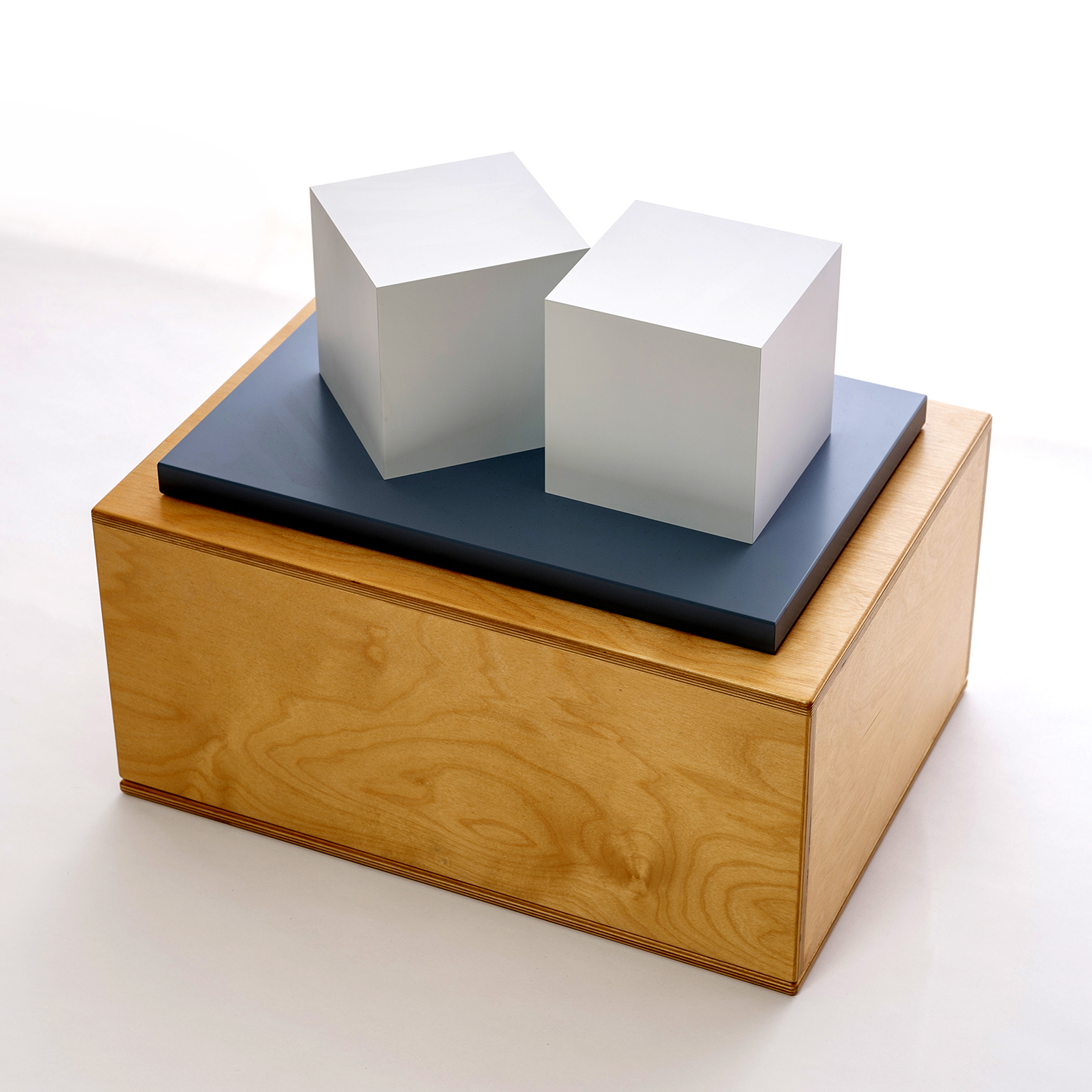Two Cubes, 2005