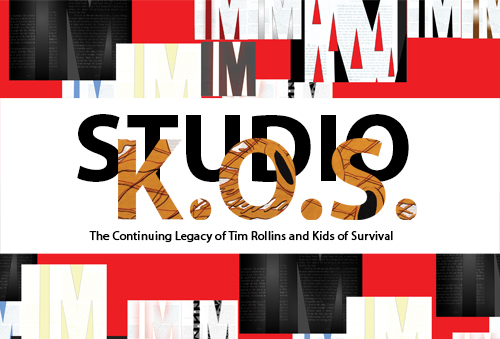 ROLLINS KOS - Studio K.O.S.: The Continuing Legacy of Tim Rollins and Kids of Survival - Wexler Gallery