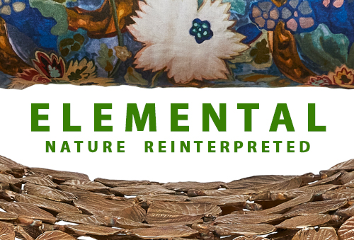 ELEMENTAL 2021 2 - Elemental: Nature Reinterpreted - Wexler Gallery